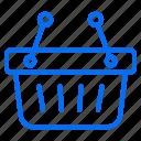shopping, ecommerce, basket, commerce, shop
