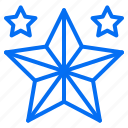 ecommerce, rating, star, win, winner icon