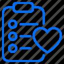 commerce, ecommerce, list, shopping, wishlist icon