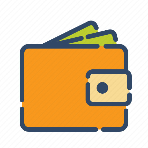 business, purse, wallet, wallets icon