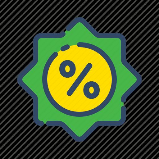 Discount, label, offer, percentage, sale, sales icon - Download on Iconfinder