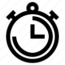 business, clock, hour, pending, stopwatch, time, watch icon