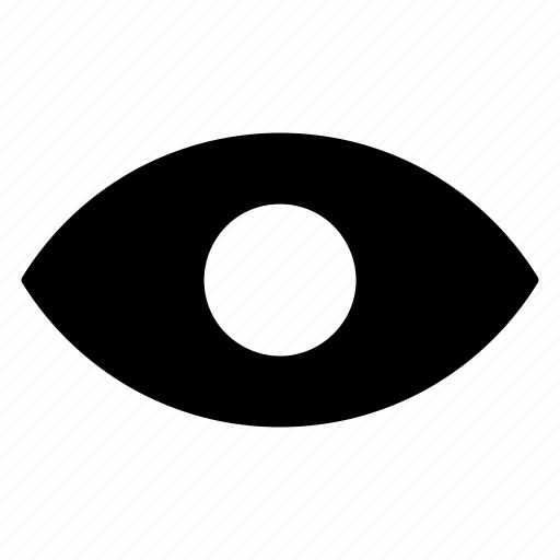 Eye, see, view, vision, watch icon - Download on Iconfinder