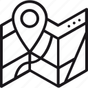 location, address, gps, map, marker, pin, place