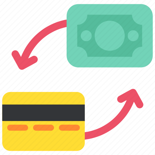 business, card, dollar, ecommerce, exchange, sale, shoping icon