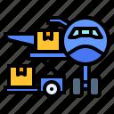 air, airplane, cargo, logistic, transportation