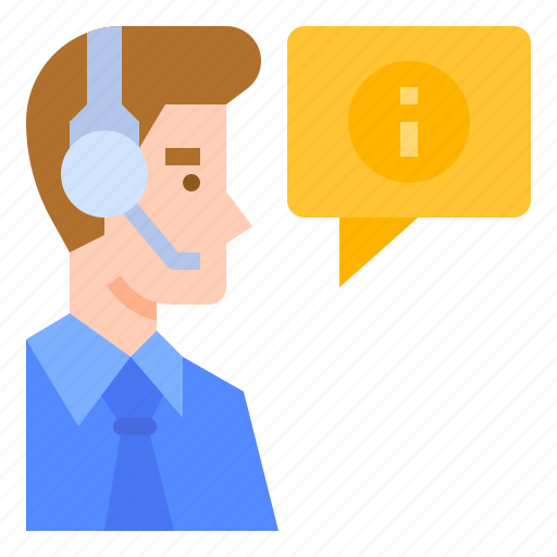 Call, chat, customer, service, support icon - Download on Iconfinder