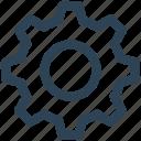 configuration, e-commerce, gear, options, preferences, settings
