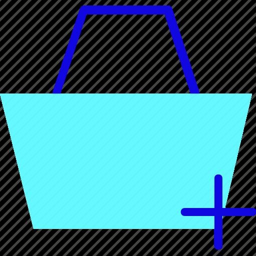 Bag, basket, buy, ecommerce, new, shop, shopping icon - Download on Iconfinder