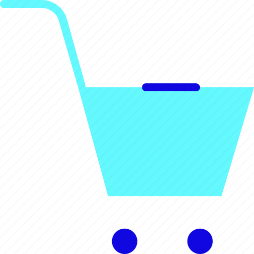 basket, buy, cart, ecommerce, empty, shopping, trolley icon