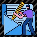 communication, email, marketing, message, newsletter, seo, web