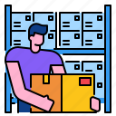 delivery, distributio, logistics, stock, storage, warehouse