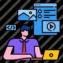application, communication, creative, design, digital, internet, website