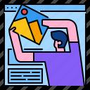 creative, design, layout, template, web, website