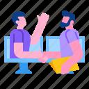 business, collaboration, cooperation, ecommerce, partnership, teamwork