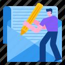 communication, email, marketing, message, newsletter, web