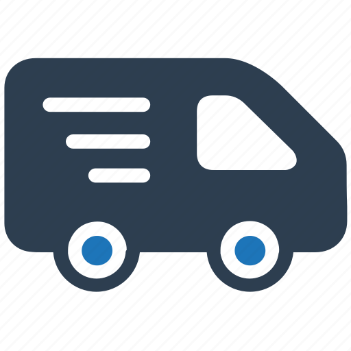 delivery truck, fast delivery, fast shipping, fast truck, instant icon