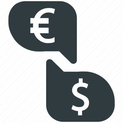 currency, currency conversion, doller, exchange, foreign exchange, money icon