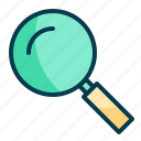 search, find, magnifier, zoom, glass, seo, searching