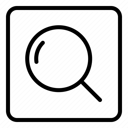 Magnifier, magnifying, search, find icon - Download on Iconfinder