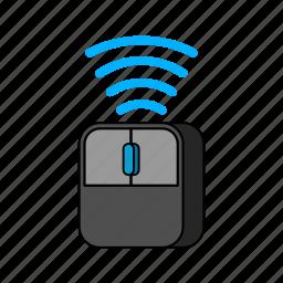 digital, e-commerce, wifi icon