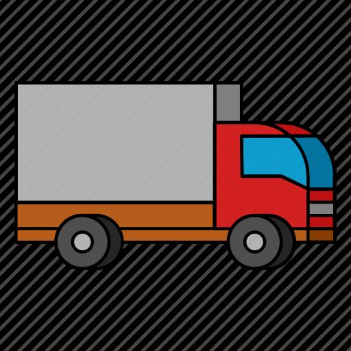 e-commerce, send, shipping icon