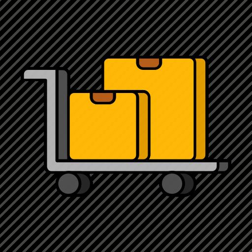 delivery, e-commerce icon