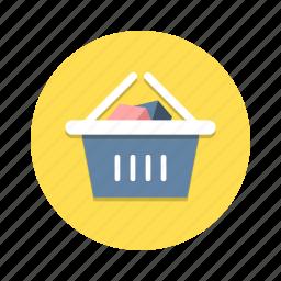bag, basket, cart, order, purchase, shopping, shoppingcart icon