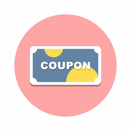 card, coupon, discount, gift, promotion, sale, ticket icon