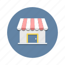 ecommerce, mall, market, marketplace, shop, shoppingmall, store icon