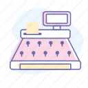 bank, bill, buy, cash, finance, money, store icon