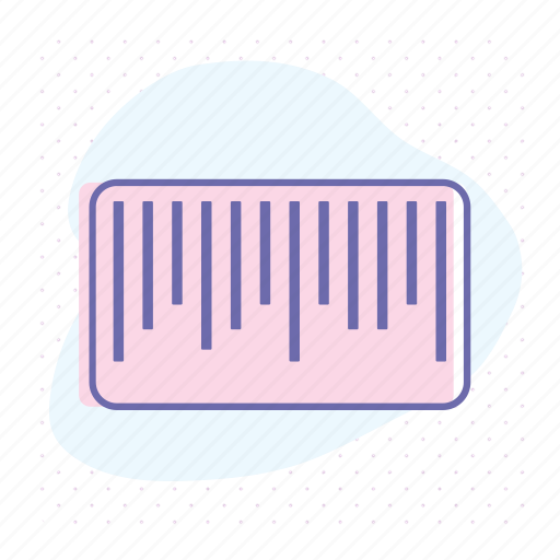 barcode, business, data, item, label, price, retail icon