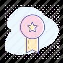 award, badge, guarantee, label, premium, quality, star