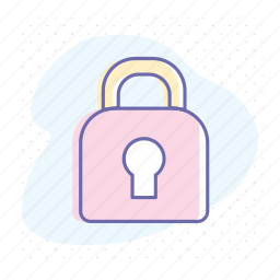 business, lock, privacy, protection, safe, secure, security icon