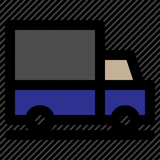 car, delivery, drive, send icon