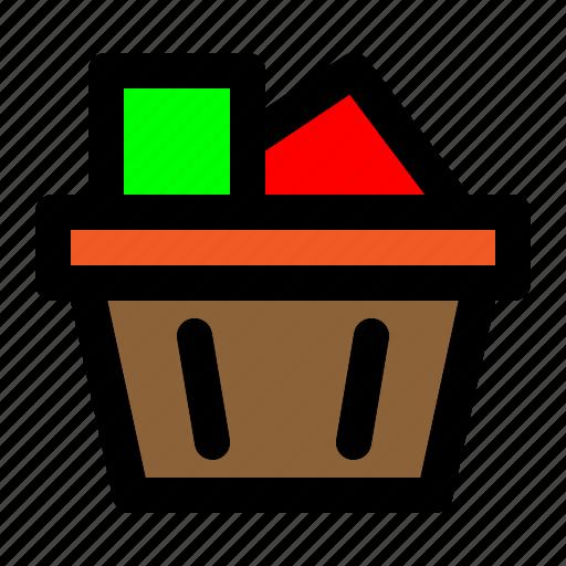 basket, buy, online, order, shopping icon