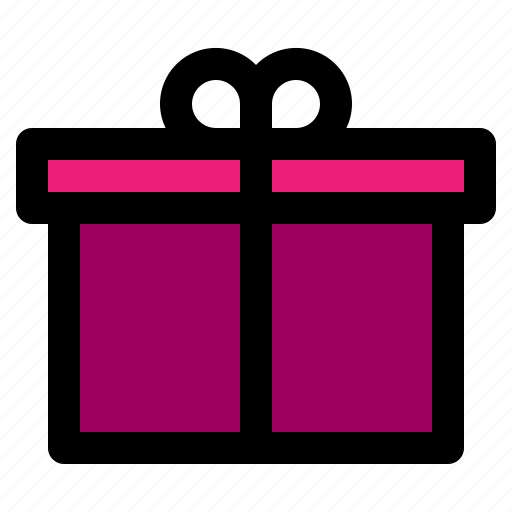 gift, give, good, prize, special, stuff icon