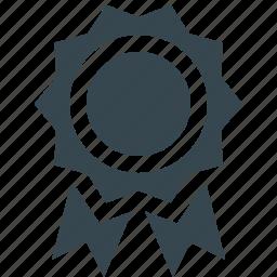 achievement, badge, medal, reward, trophy, win, winner icon
