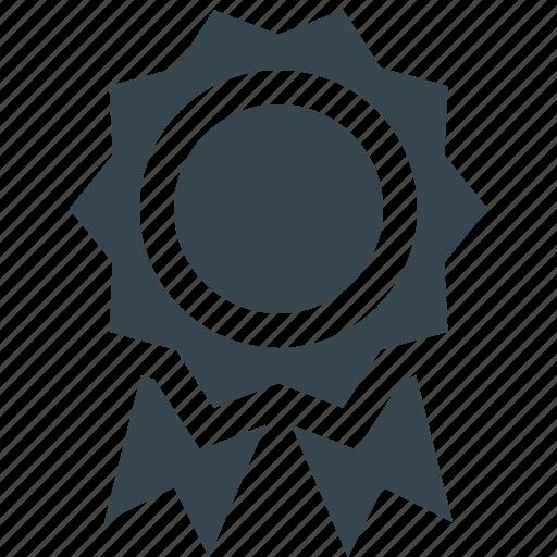 Medal, achievement, badge, reward, trophy, win, winner icon - Download on Iconfinder