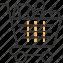 cart, commerce, e, ec, shopping