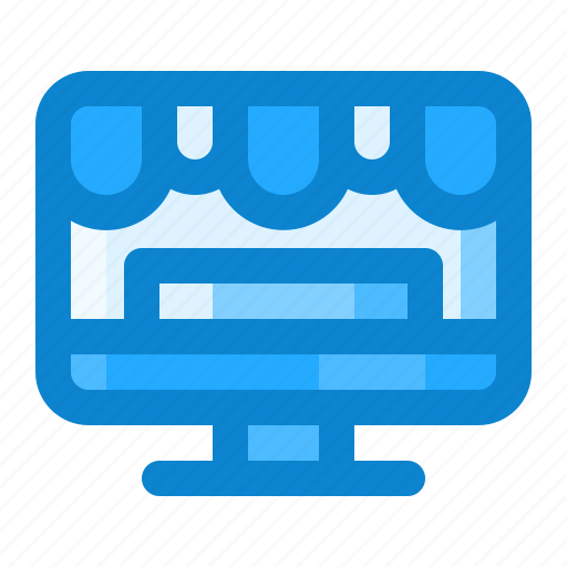 digital, ecommerce, market, shop, store icon