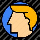 account, member icon