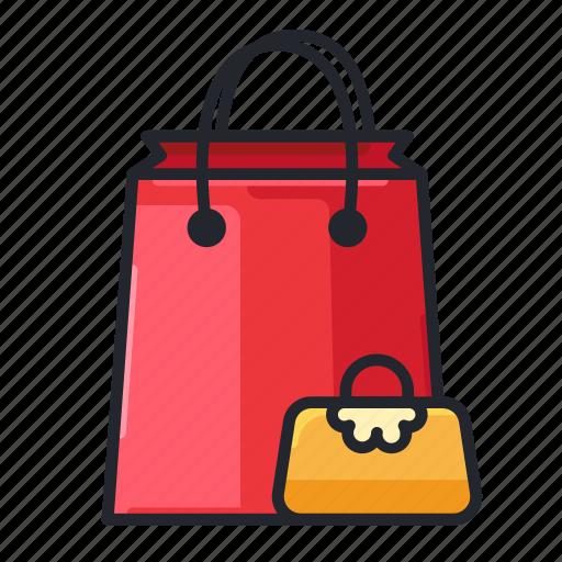 Bag, e-commerce, paper bag, shop, shopping icon - Download on Iconfinder