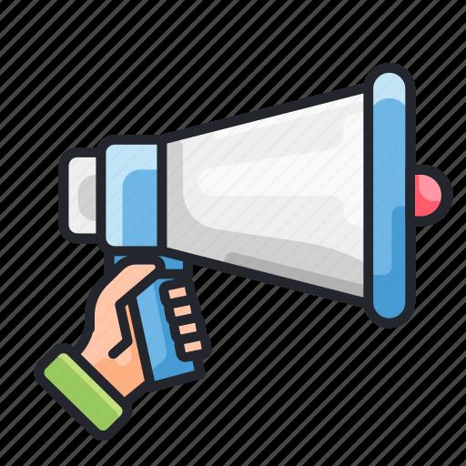 Discount, launch, marketing, sale, sales, speaker icon - Download on Iconfinder