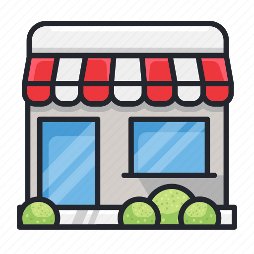 Building, house, market, offline store, shop, store icon - Download on Iconfinder