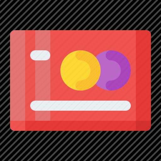 card, cashless, credit, ecommerce icon
