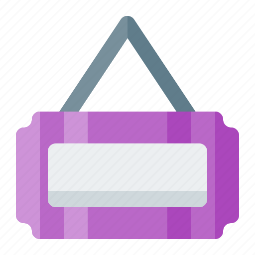ecommerce, open, shop, sign icon