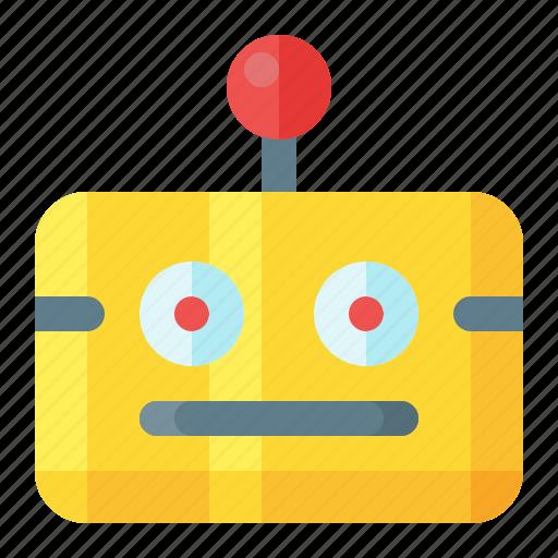 ecommerce, hobby, kid, robot, toy icon