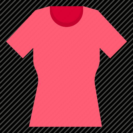 clothes, female icon