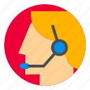 customer, support icon